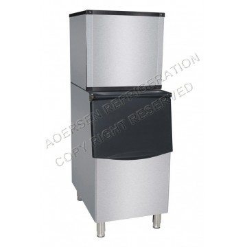 300-500 KG/day Medium Capacity Cube Ice Maker Machine