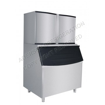 1000 KG/DAY Big cube ice machines on sales